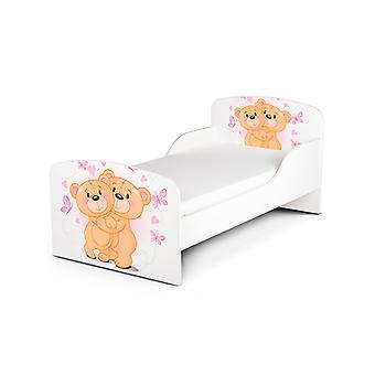 PriceRightHome Teddy Bear Hug Łóżko malucha