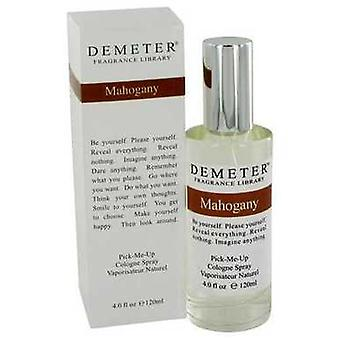 Demeter mahogny av Demeter Cologne spray 4 oz (damer) V728-464206