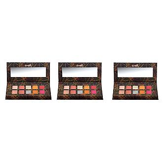 Barry M 3 X Barry M Eyeshadow Palette - Fall In Love 2