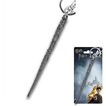 Metal Key Chain - Harry Potter - Hermione's Wand New Licensed 48037