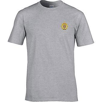 RLC Royal Logistics Corps-licenciado British Army bordados Premium T-shirt