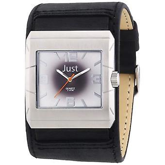 Just Watches Watch Man ref. 48-S2566-SL-BK