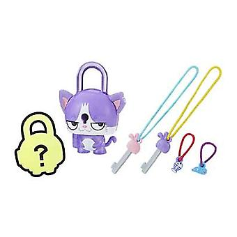 Lock Stars Purple Cat Series 1