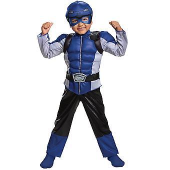 Blue Ranger Child Costume - Power Rangers