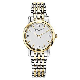 Bulova Horloge Femme Réf. 98P115 (États-Unis)