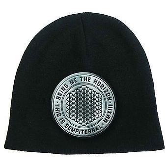 Bring Me The Horizon Beanie Hat Cap Sempiternal Official  New Black