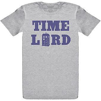 Time Lord-Miesten T-paita