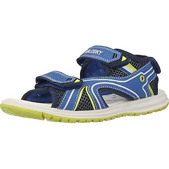 Pablosky sandalen 957130 kleur Royal
