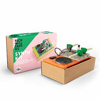 Tech Will Save Us Synth Kit (En/Fr) | Educational Music Kit, Ages 13 and up