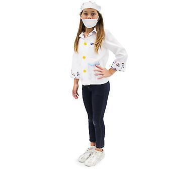 Brainy Doctor Children's Costume, 10-12