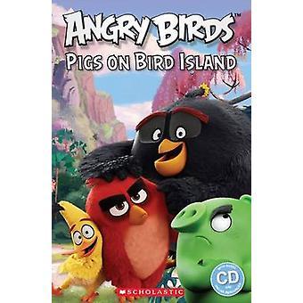 Angry Birds Pigs on Bird Island von Nicole Taylor & Michael Watts