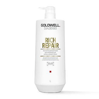 Goldwell dualsenses reparação rica restaurar condicionador 1000ml