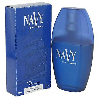 Navy cologne spray by dana 418836 50 ml