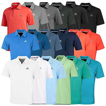 Adidas Golf mens 2020 Ultimate365 2,0 Solid LC korte mouw Polo shirt