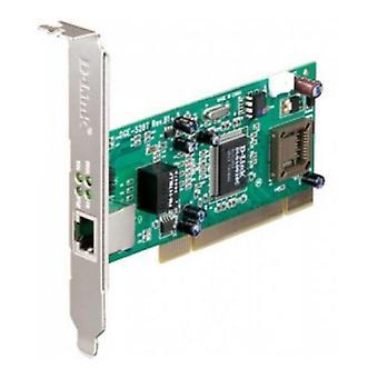 Réseau carte D-Link DGE-528 t PCI 10 / 100 / 1000 Mbit/s