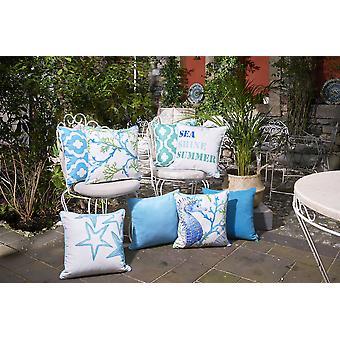 "18""x18"" Skandi Mrs. Right Decorative Throw Pillow Cover Printed"