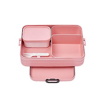 Mepal Bento Lunch Box, Nordic Rose