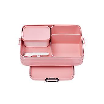 Mepal Bento Lunchbox, Nordic Rose