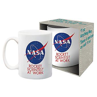 NASA Rocket Scientist Ceramic Mug