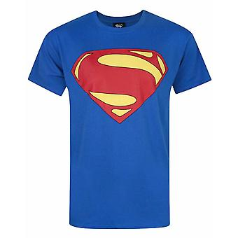 Man Of Steel Logo Men's T-Shirt