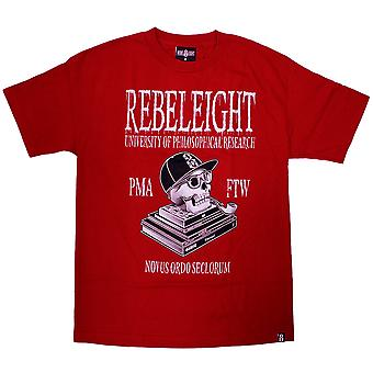Rebel8 Scholars T-shirt Red