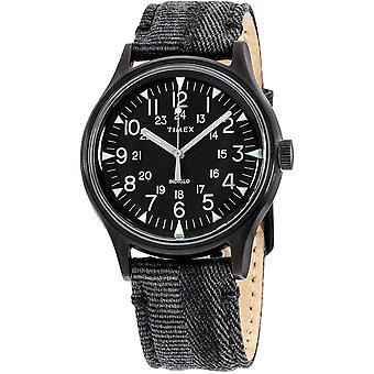 Timex MK1 Steel Military Style Fabric Mens Watch TW2R68200