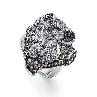 Ring Pandy 925AG RH CZ one size