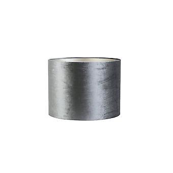Licht & Living Zylinder Schirm 50x50x38cm ZinkGraphit