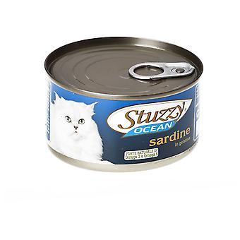 Stuzzy Cat Sardina (Cats , Cat Food , Wet Food)