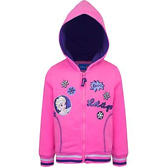 Disney frozen girls sweatjacket hoodie zip