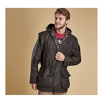 Barbour Classic Durham Mens Wax Jacket