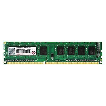 Transcend TS256MLK64V3N, 2 GB DDR3, 1333 Mhz, U-DIMM, 1Rx8 1.5 V