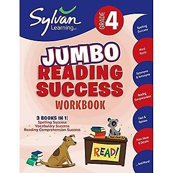 Fourth Grade Super Reading Success (Sylvan Super Workbooks)