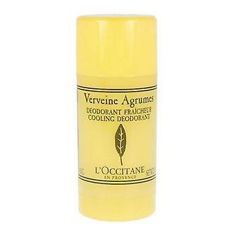 Stick Deodorant Verveine Agrumes L'occitane (50 g)