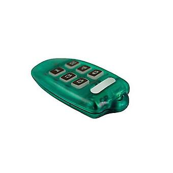 Leviton Omni Bus 6 Channel Key Ring Remote Control