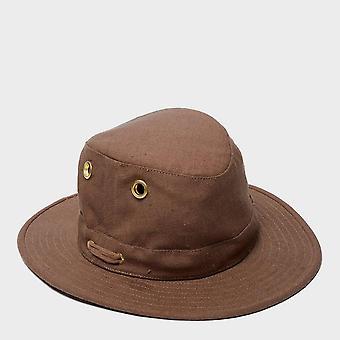 New Tilley Men's TH5 Hemp Brow Hat Blue