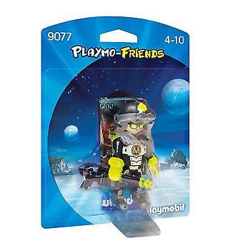 Playmobil 9077 Playmo Przyjaciele Mega Masters Szpieg