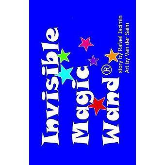 Invisible Magic Wand paperback by Jacimin & Rafael