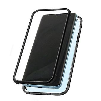 Mobiele cover Samsung Galaxy S9 KSIX Magnetic (2 Pc's)/Zwart