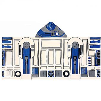 Star Wars R2-D2 Youth Hooded Poncho Towel