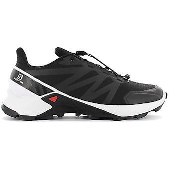 Salomon SUPERCROSS - Herren Trail-Running Schuhe Schwarz 409297 Sneaker Sportschuhe