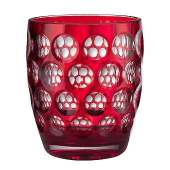 Mario Luca Giusti Super Star Tumbler Red