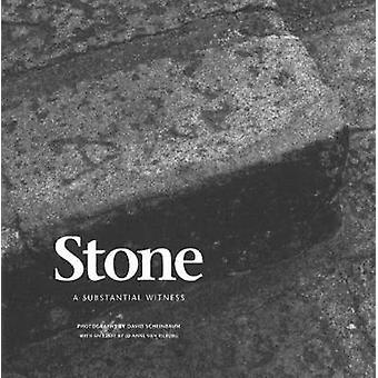 Stone - A Substantial Witness by David Scheinbaum - 9780890134948 Book