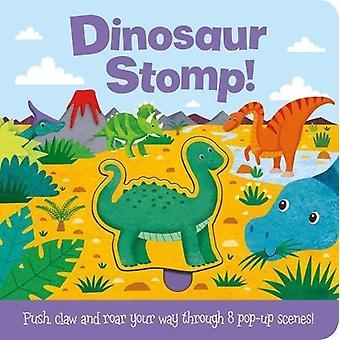 Dinosaur Stomp! by Jenny Copper - 9781787007475 Book