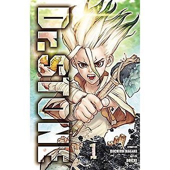 Dr. STONE - Vol. 1 by Riichiro Inagaki - 9781974702619 Book