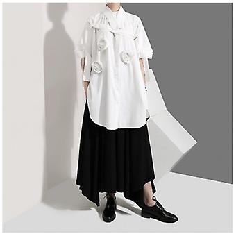 Oversize Loose Three Dimension Shirt