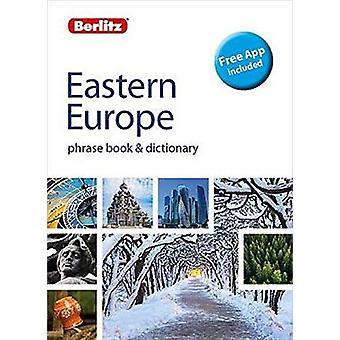 Berlitz Phrase Book & Dictionary Eastern Europe(Bilingual diction