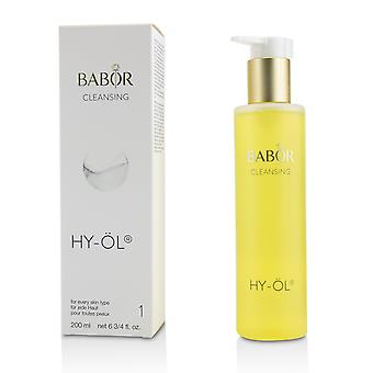 Cleansing hy öl for all skin types 215363 200ml/6.3oz