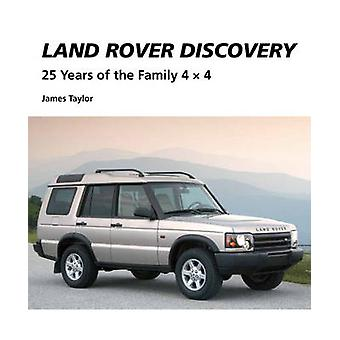 Land Rover Discovery by Taylor & James