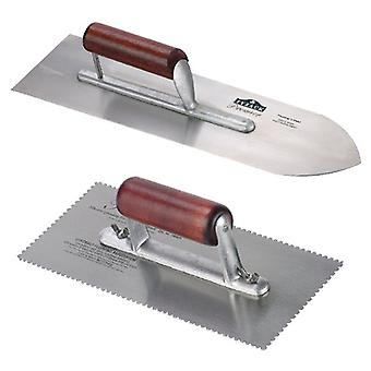 Spear and Jackson 14500X-08 Tyzack Premier Adhesive Trowel